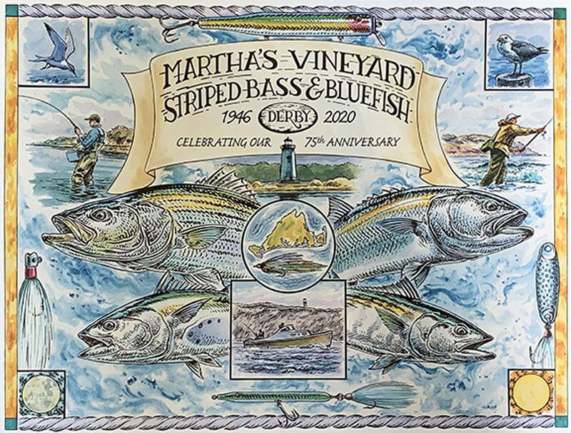 martha's vineyard bass & bluefish derby_fall activities on cape cod