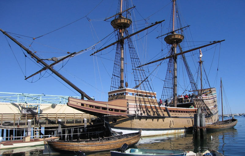 plimouth patuxet museums in plymouth, massachusetts