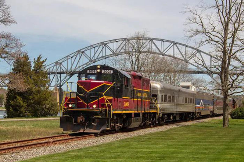 best cape cod scenic railroad excursions