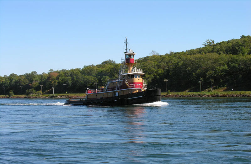 why was the cape cod canal built?