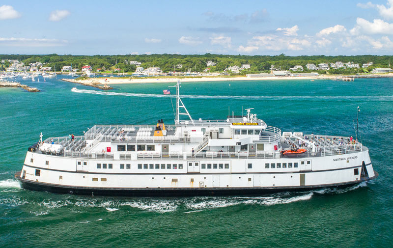cape cod to martha's vineyard ferry (all you need to know)
