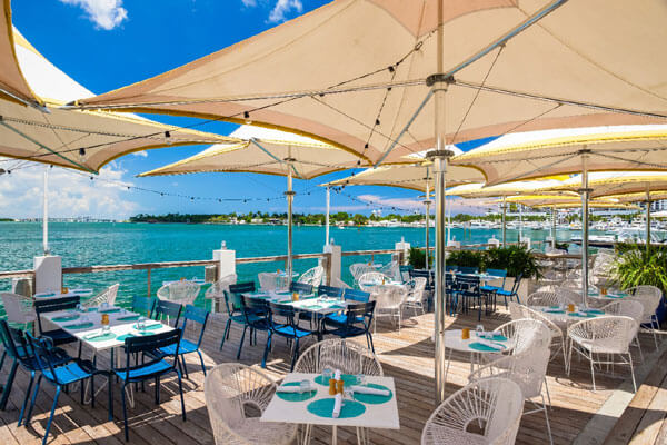 top 10 best waterfront dining spots on martha's vineyard and nantucket