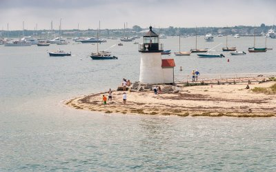 how to get to nantucket